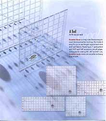 Creative Grids Quilting Ruler
